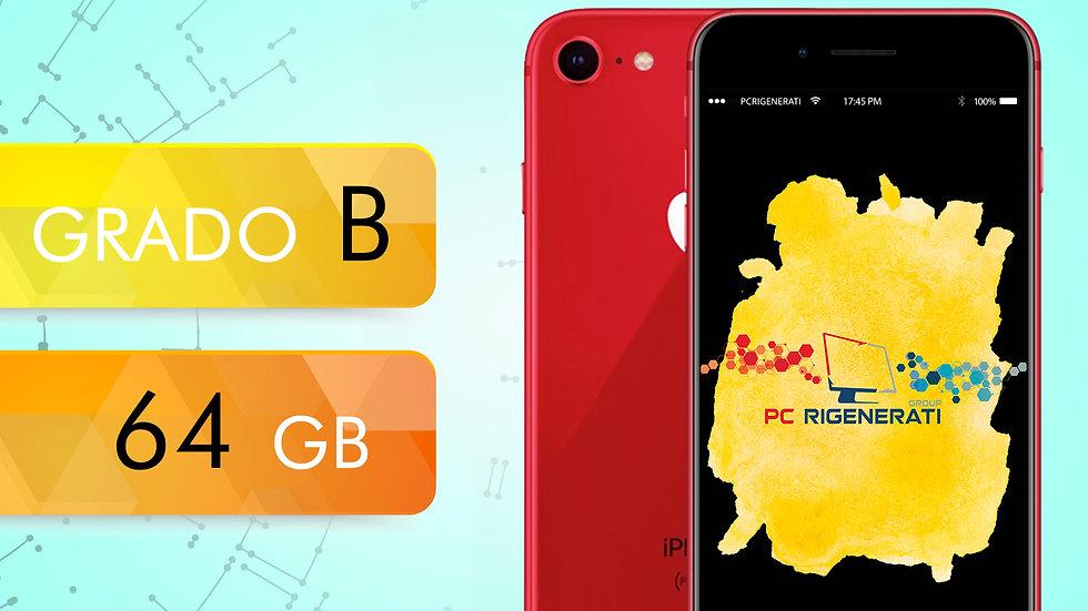 iPhone 8 64 RED ® Grado:B