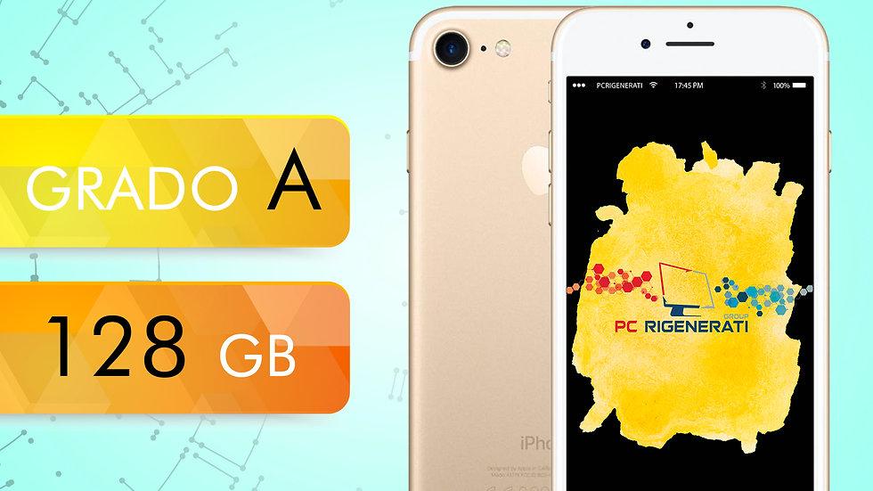 iPhone 7 128 Gold Grado:A