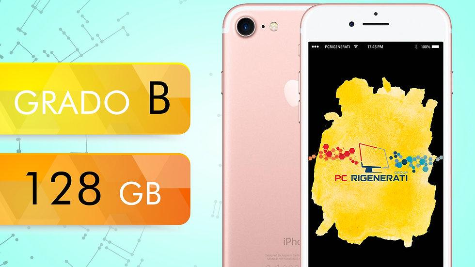 iPhone 7 128 Gold Grado:B