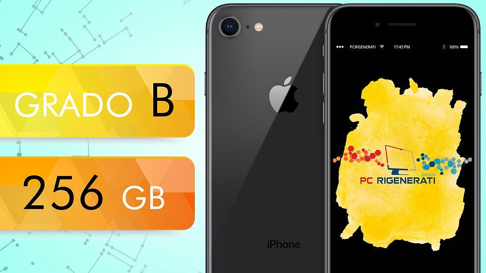 iPhone 8 256 SPACE GRAY Grado:B