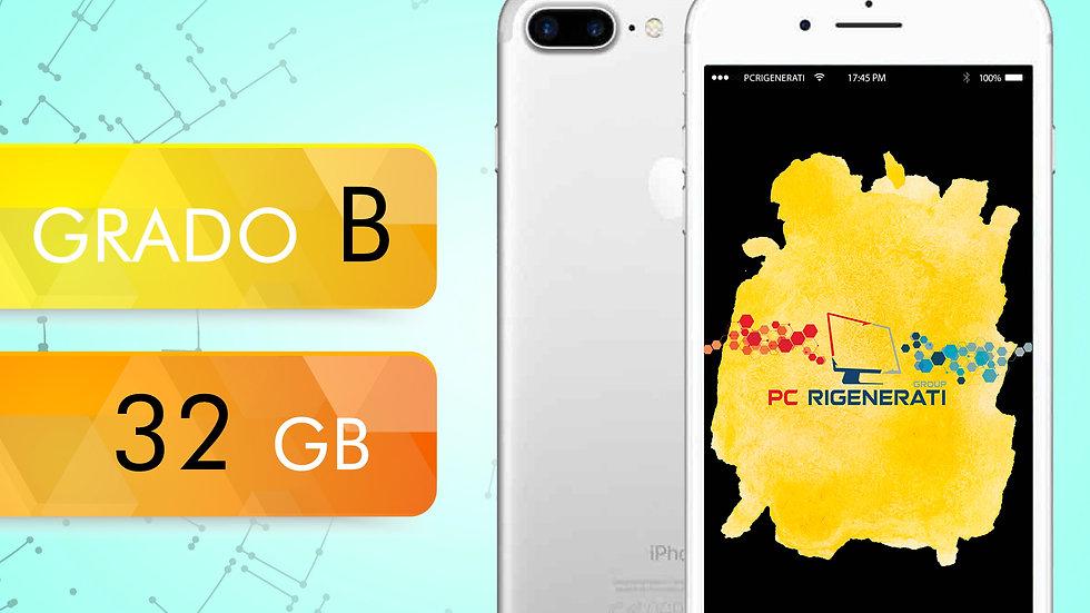 iPhone 7 PLUS 32 Silver Grado:B