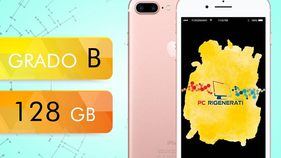 iPhone 7 PLUS 128 Rose Gold Grado:B