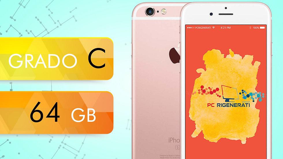iPhone 6S 64 Rosa Gold Grado:C