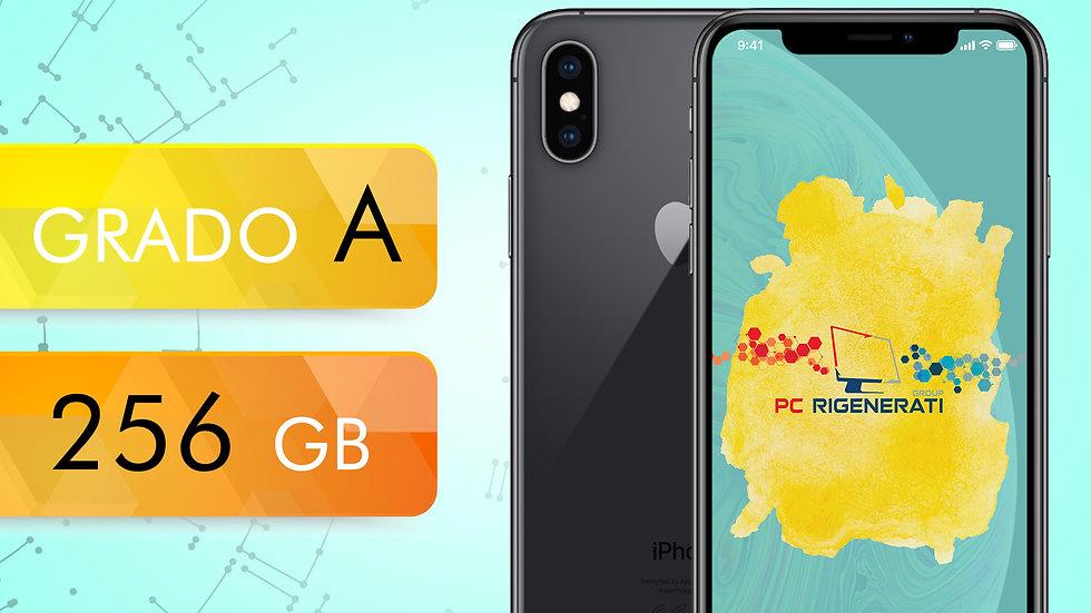 iPhone XS 256 NERO Grado:A