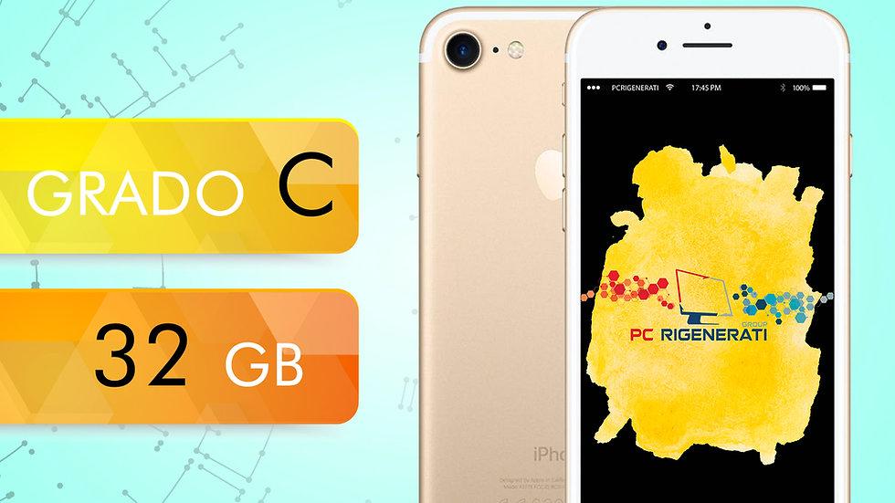 iPhone 7 256 Gold Grado:C
