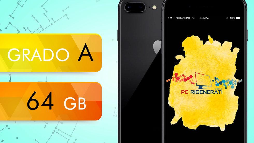 iPhone 8 PLUS 64 SPACE GRAY Grado:A