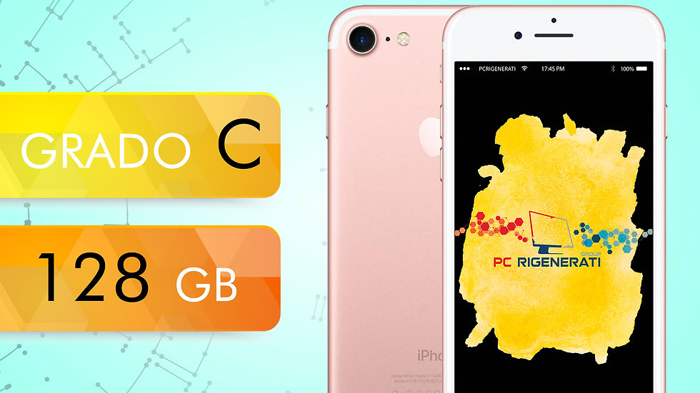 iPhone 7 128 Gold Grado:C