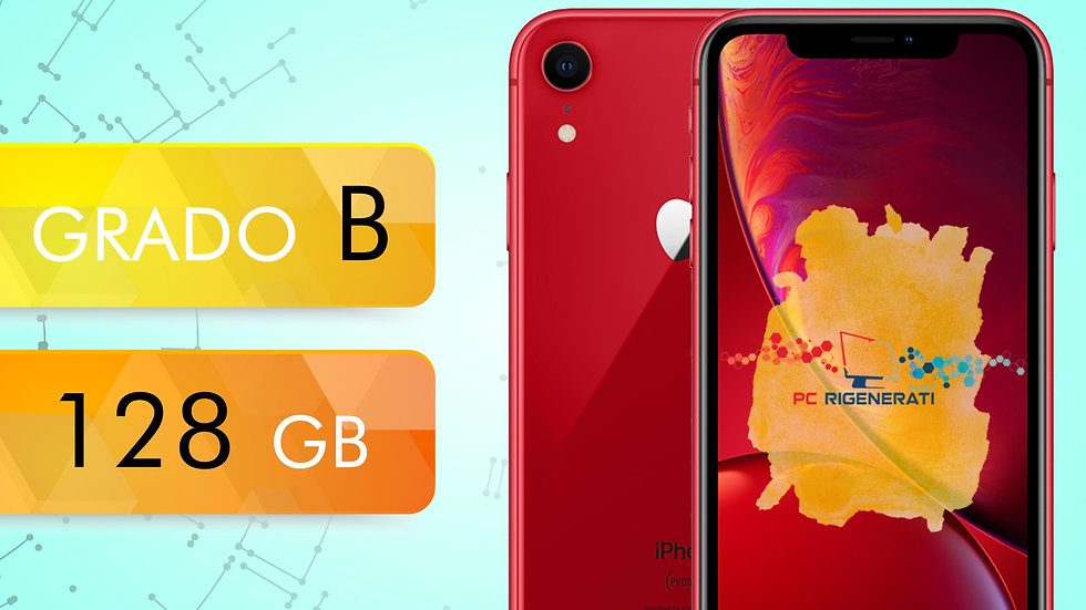 iPhone XR 128 RED ® Grado:B