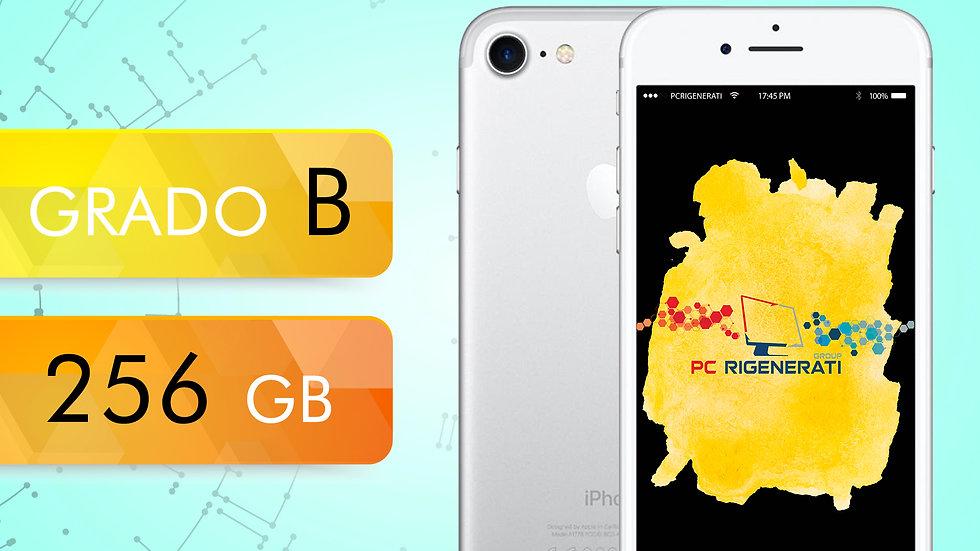 iPhone 7 256 Silver Grado:B