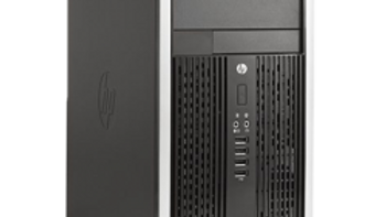 HP 8000 Elite Convertible MiniTower