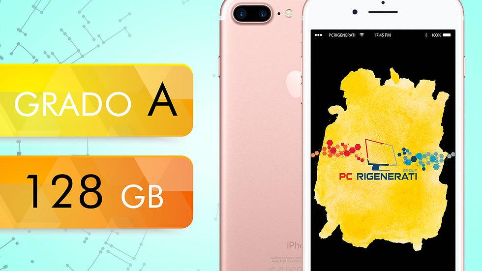 iPhone 7 PLUS 128 Rose Gold Grado:A