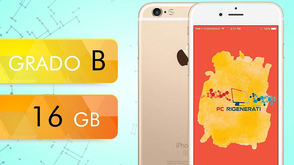 iPhone 6S 16 Gold Grado:B