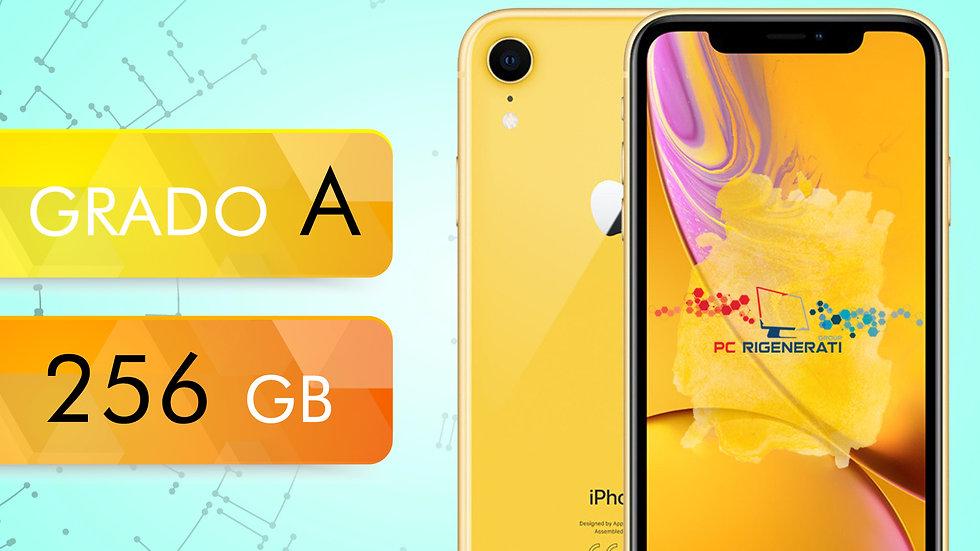 iPhone XR 256 GIALLO Grado:A