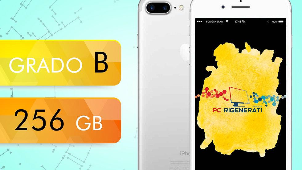 iPhone 7 PLUS 256 Silver Grado:B
