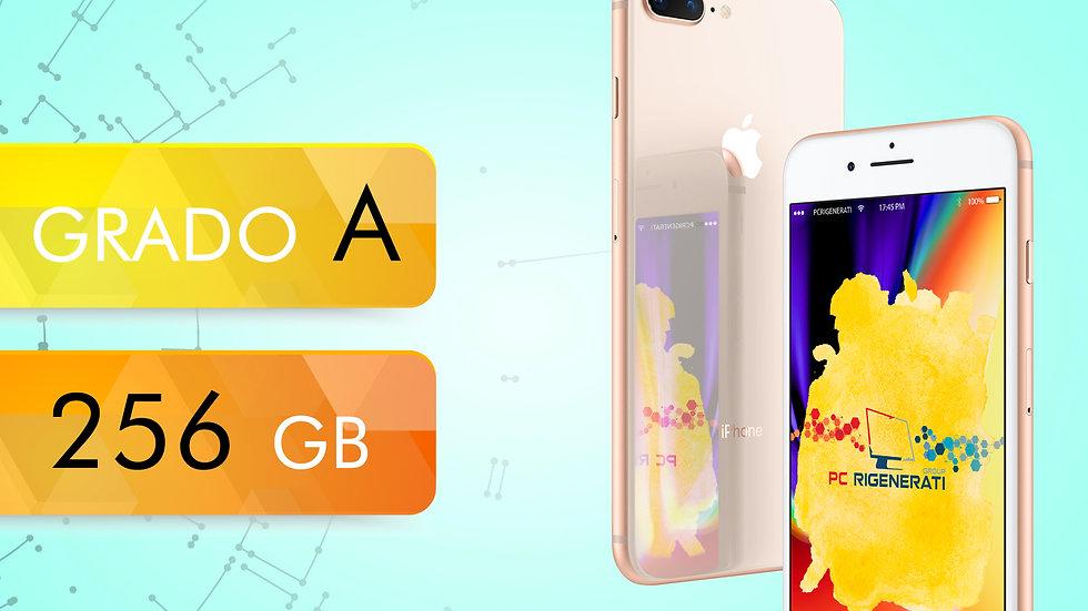 iPhone 8 PLUS 256 GOLD Grado:A