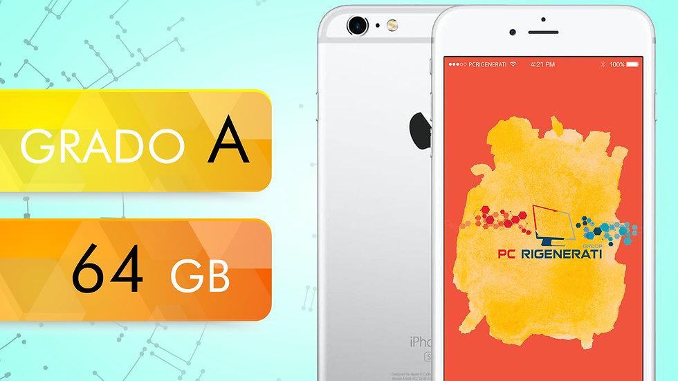 iPhone 6S 64 Silver Grado:A