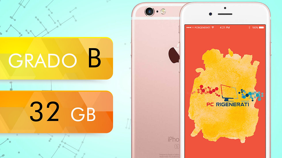 iPhone 6S 32 Rosa Gold Grado:B