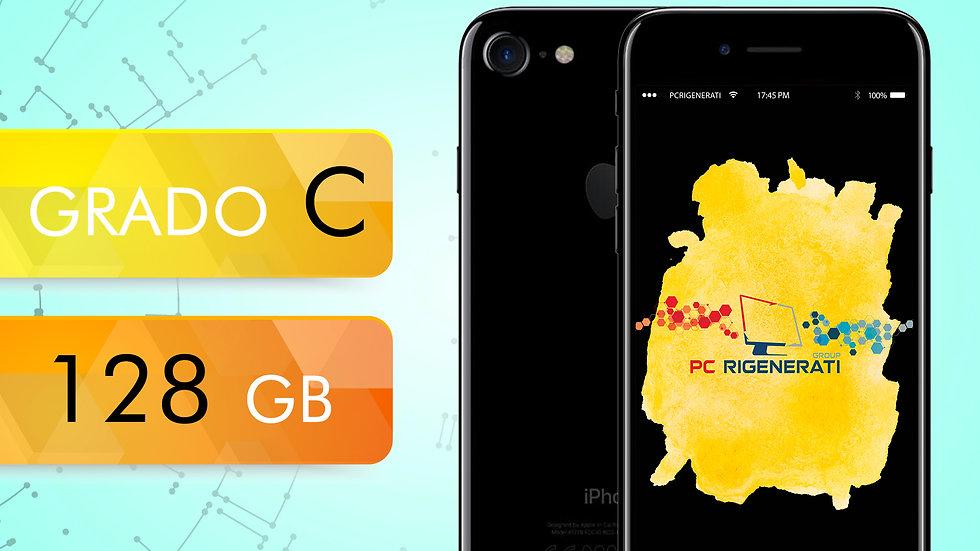 iPhone 7 PLUS 128 Jet Black Grado:C