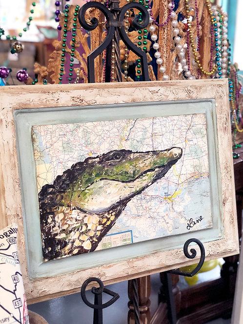 Original Gator Map