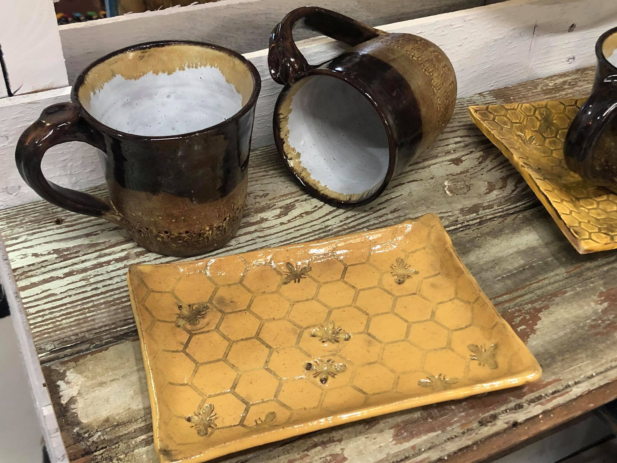 Pottery by Julie Graff