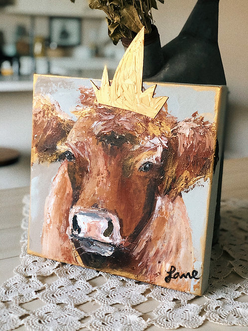 King Brown Cow