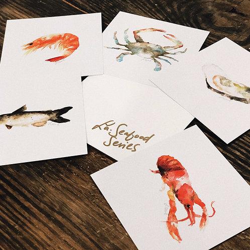 La. Seafood Series