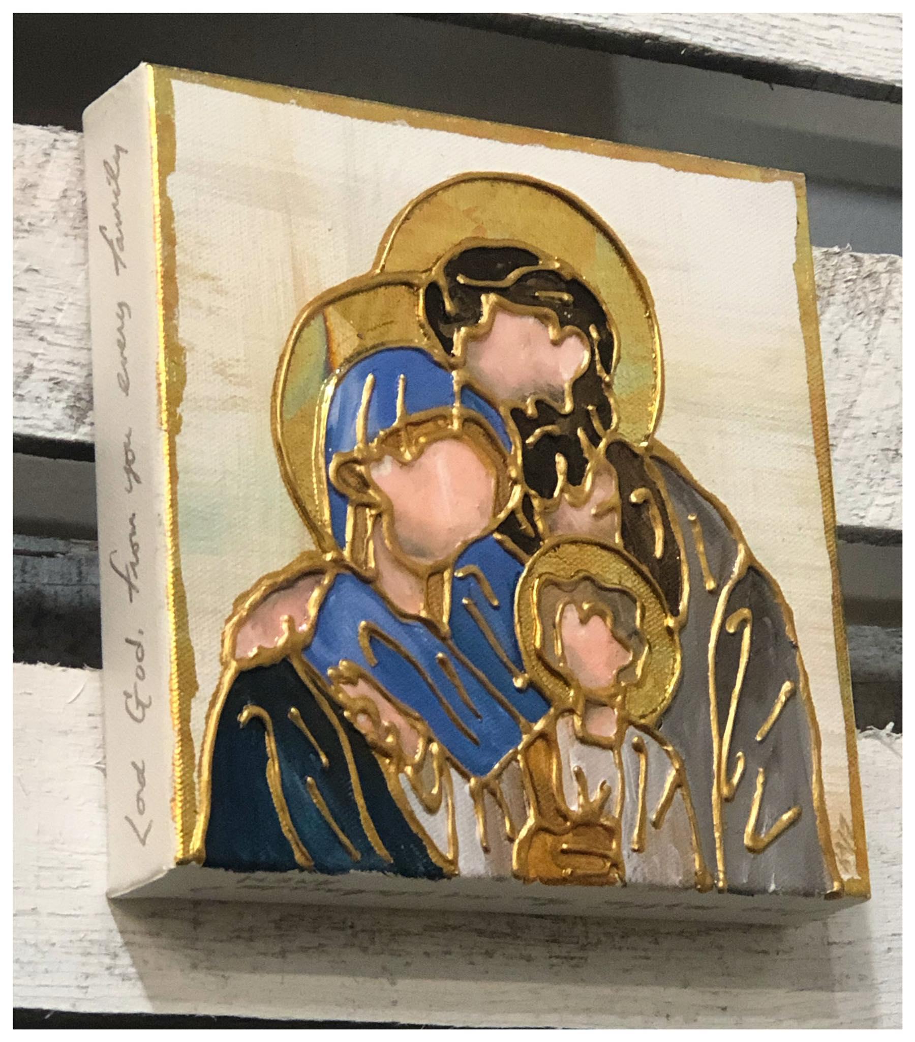 Karen Van Zandt - Religious Art