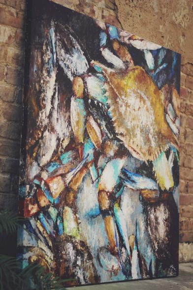 Lane Spears Art - La. One