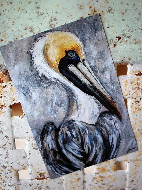 Pelican Magnet (Single)