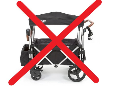 Disney to ban overly large strollers and stroller wagons