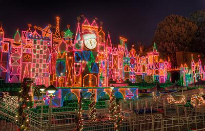 Christmas Season at Disneyland
