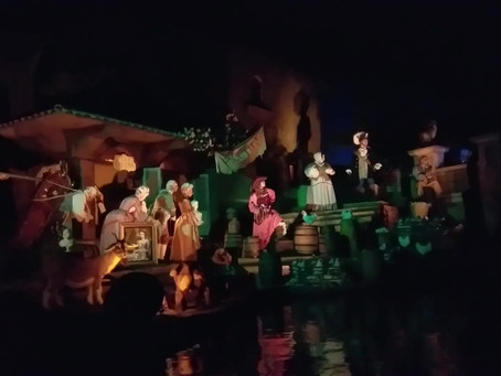 New Elements in Pirates of the Caribbean