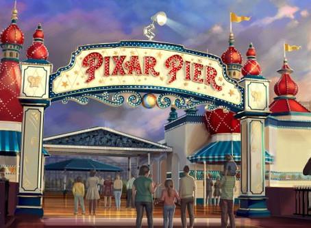 Lamplight Lounge Opening in Disney's California Adventure's new Pixar Pier