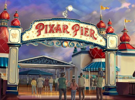 Lamplight Lounge Opening in Disney's California Adventure's new Pixar Pier June 23, 2018