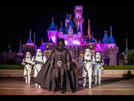 Stars Wars after hours party coming to Disneyland May 3