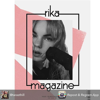 Assisting Tara St Hill at Bryant Artists, RIKA issue SS16