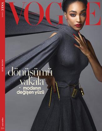 Assisting Ceylan Atinc on VOGUE Turkey NOV 2020 x Jourdan Dunn, by Cuneyt Akeroglu