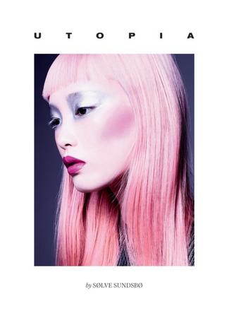 Assisting Vittoria Cerciello on Vogue Italia