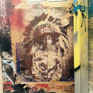 Street Art - East