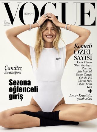 Assisting Charles Varenne on Vogue Turkey February 2019