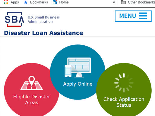 Disaster Relief Fund For Businesses