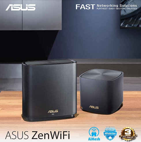 Asus Wi-Fi router