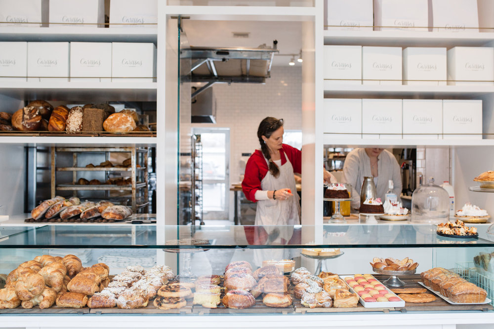 Digital marketing for local bakery