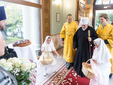 Торжества по случаю 80-летия Высокопреосвященнейшего Митрополита Рижского и всея Латвии Александра