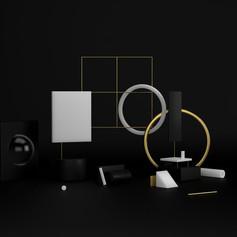 3D Product Set