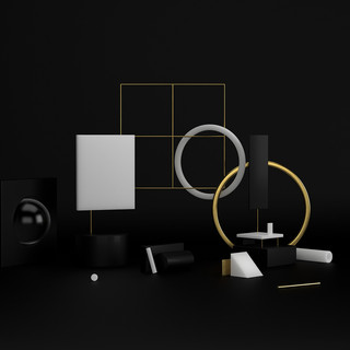 We Are! 3D Product Set