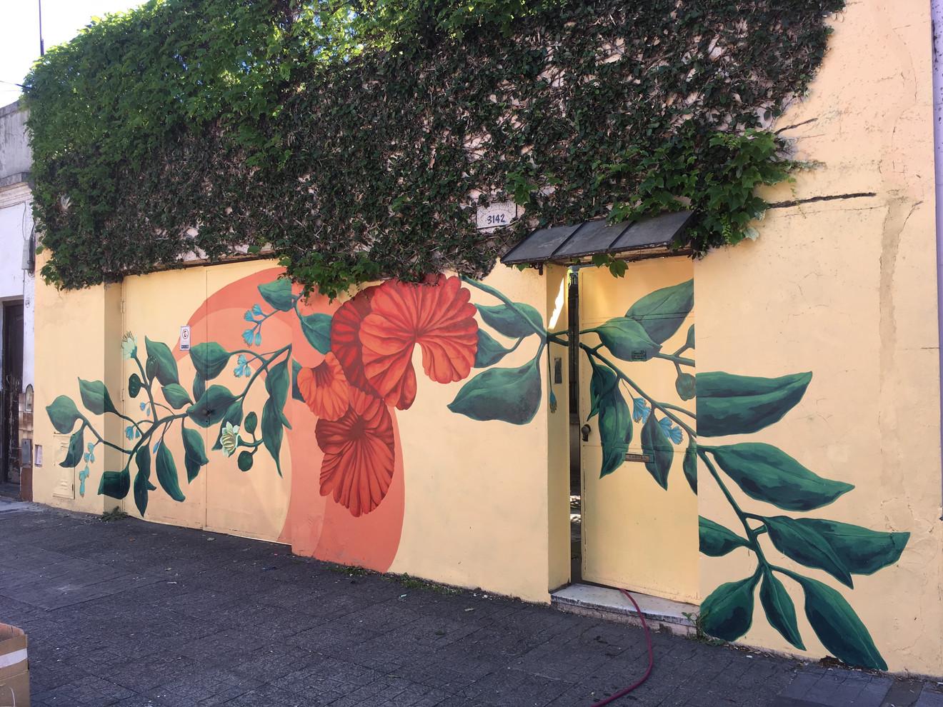 La Enamorada del Muro