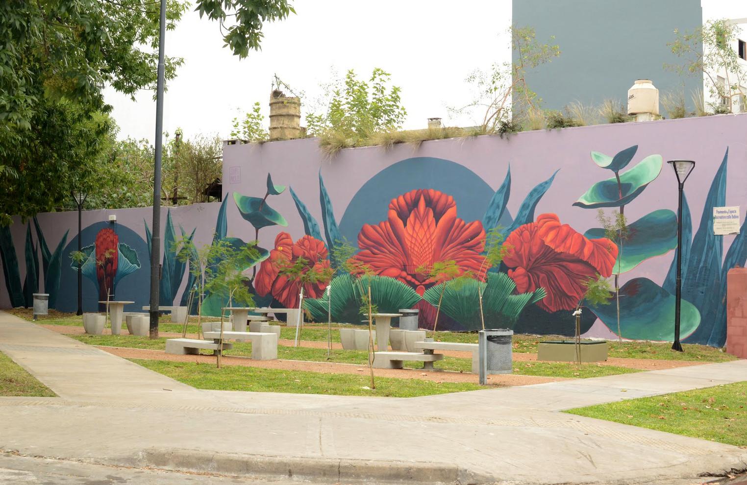 Jardin Rojo
