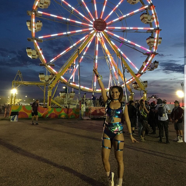 Decadence Festival 2016. Tempe, Arizona
