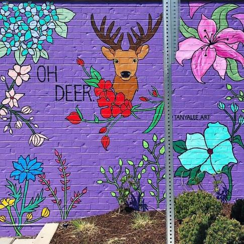 Oh Deer - Mellody Farm